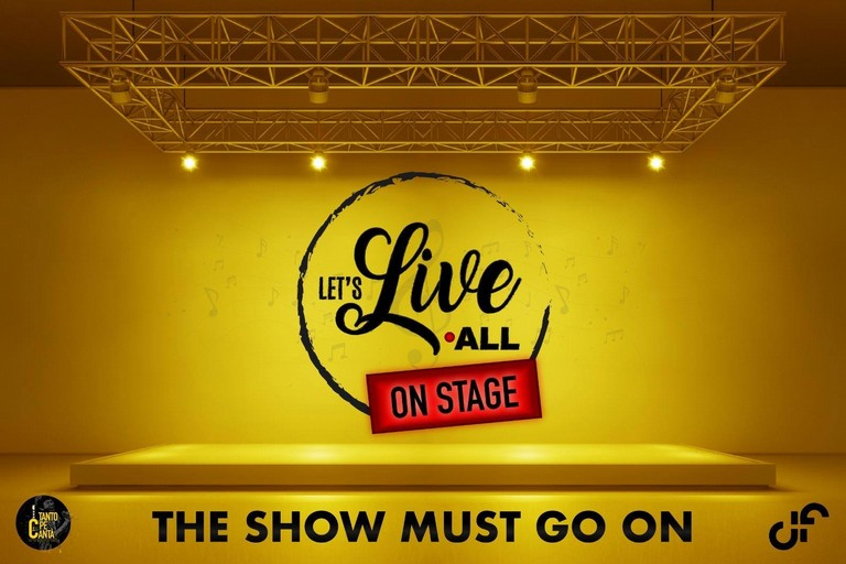 Let's Live All in diretta