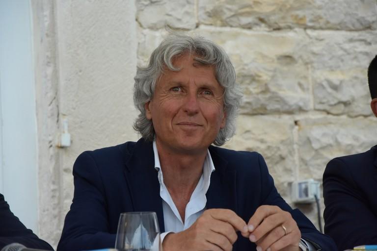Aldo Papagni. <span>Foto Luca Ferrante</span>