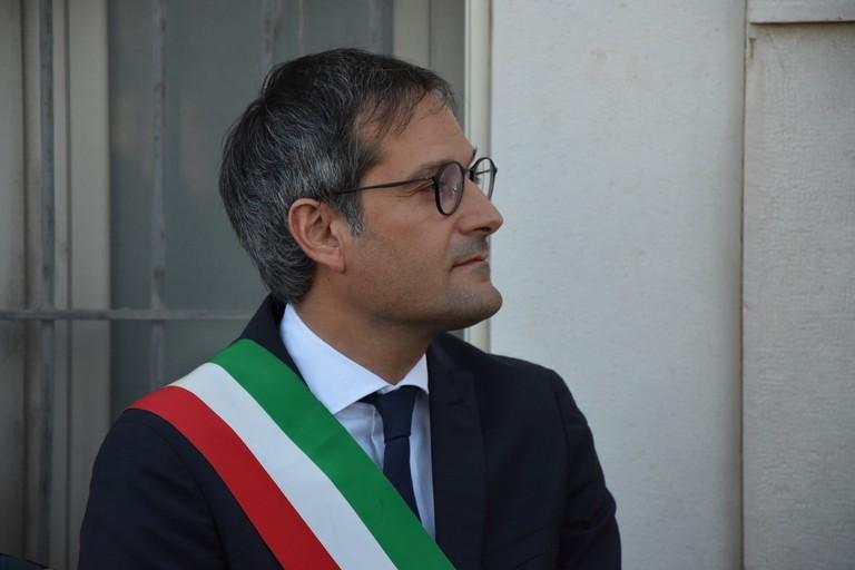 Angelantonio Angarano. <span>Foto Luca Ferrante</span>