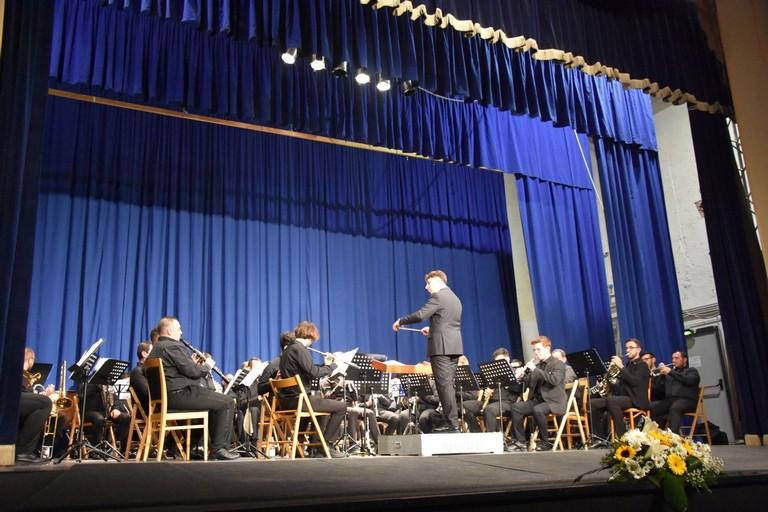 Concerto di Santa Cecilia 2019 al Politeama, in pedana il maestro Benedetto Grillo