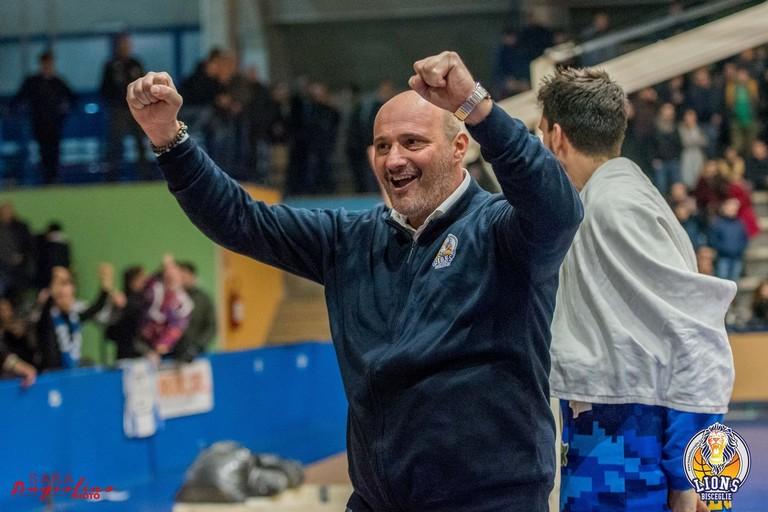 Coach Gigi Marinelli. <span>Foto Sara Angiolino</span>