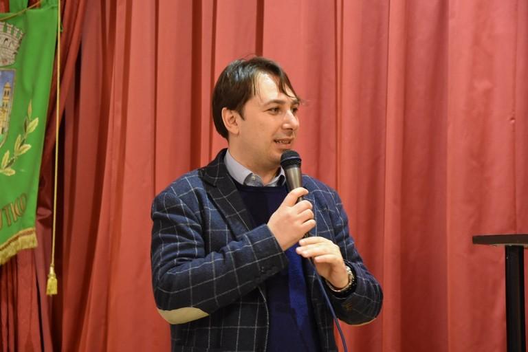 Il maestro Benedetto Grillo