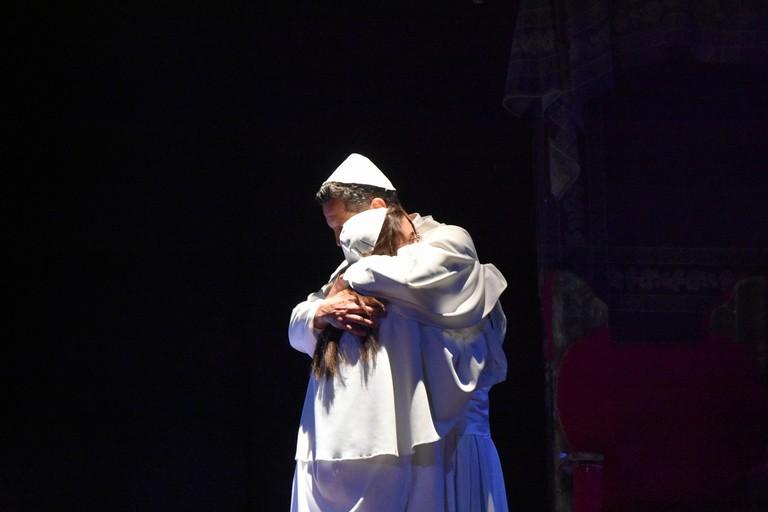 Benedetto. Il papa di Gesù. <span>Foto Luca Ferrante</span>