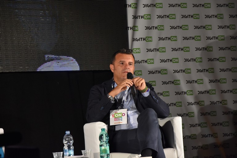 Il ministro Gian Marco Centinaio (Foto Luca Ferrante)