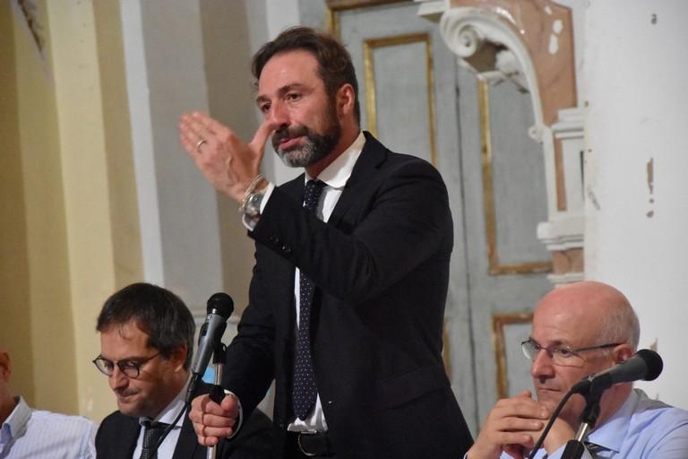 Gianni Casella. <span>Foto Luca Ferrante</span>