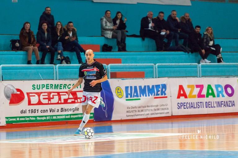 Simone Elia. <span>Foto Felice Nichilo</span>