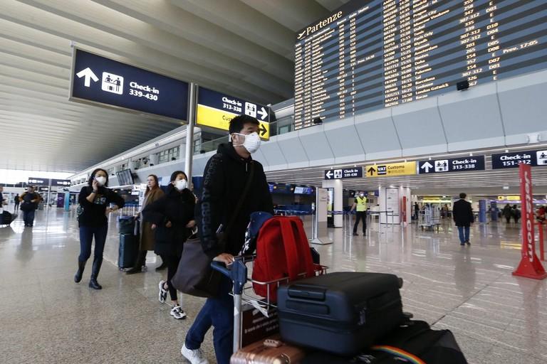 Terminal aeroportuale (repertorio)