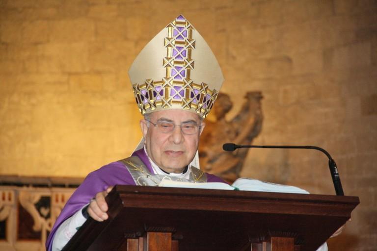Monsignor Giovan Battista Pichierri, scomparso mercoledì all'età di 74 anni