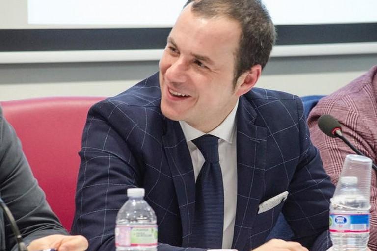 Alessandro Ricchiuti, amministratore delegato Riada Partners