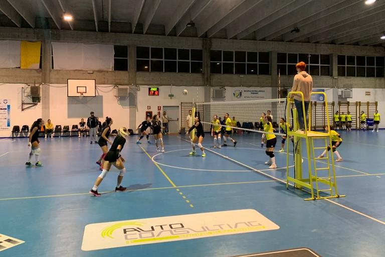 Test Fasano-Star Volley Bisceglie
