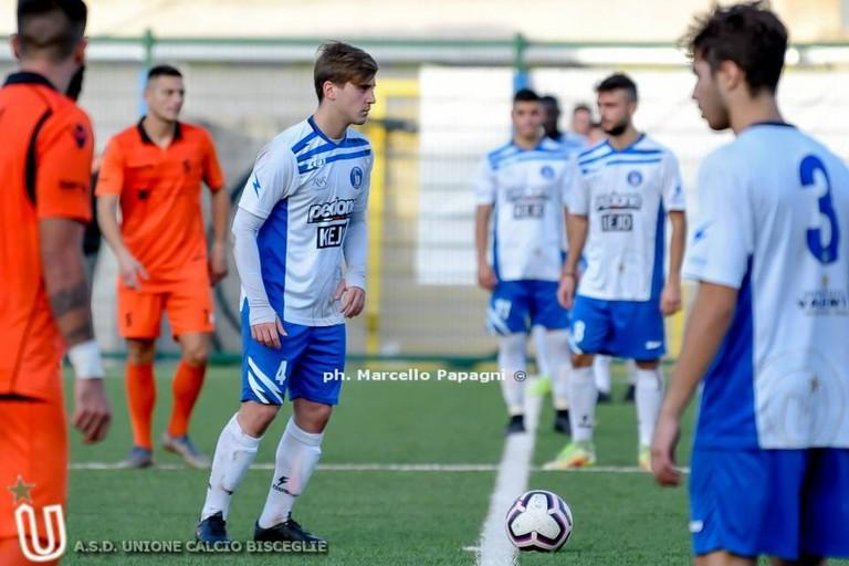 Giuseppe Andriano e il suo gol a