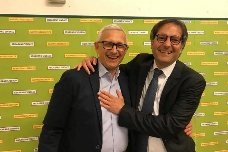 Angelantonio Angarano e Angelo Consiglio