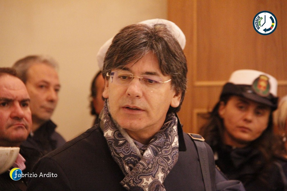 Angelo Pedone. <span>Foto Fabrizio Ardito</span>