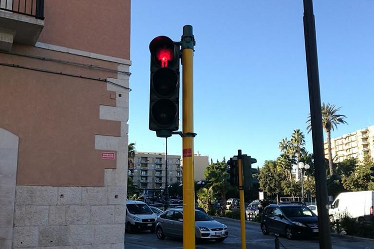 Angelo semaforo