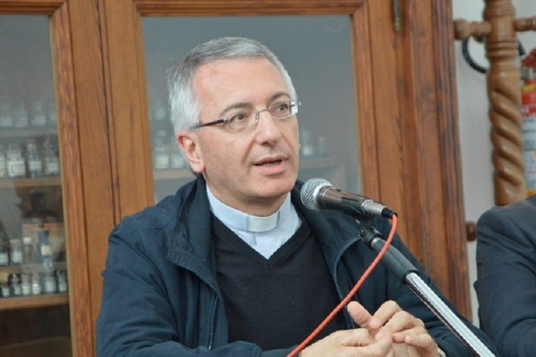 L'arcivescovo Leonardo D'Ascenzo