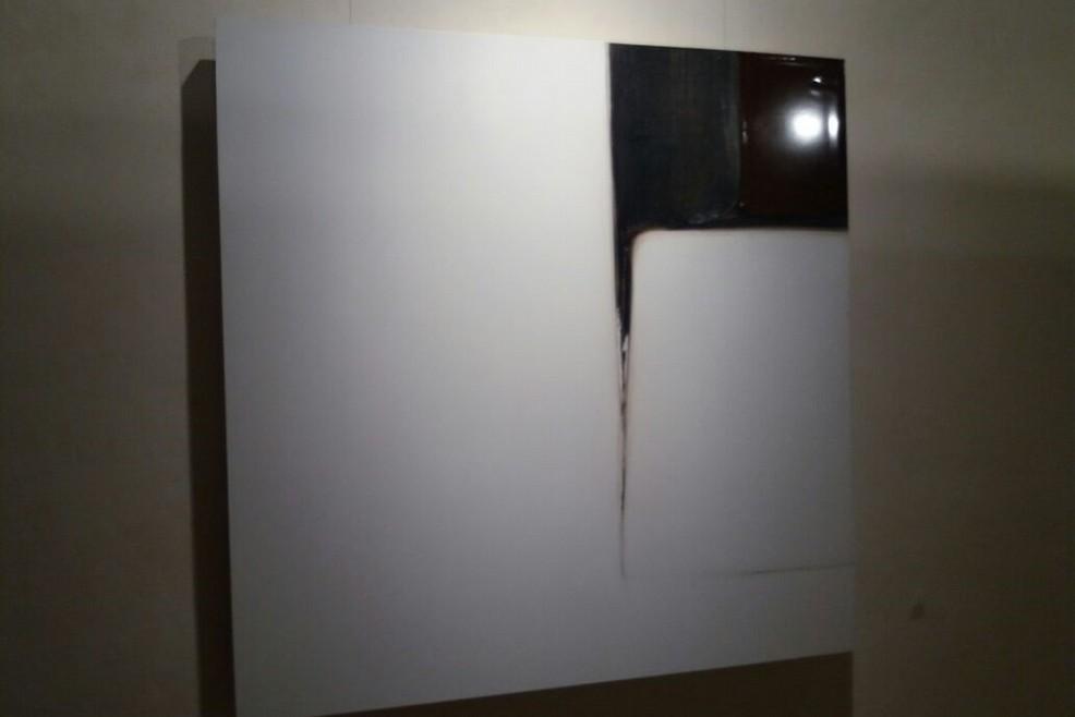 Mostra di Giovanni Lucchesi a Palazzo Tupputi