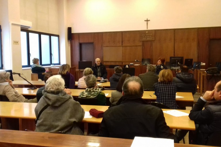 Assemblea dei dipendenti del Tribunale di Trani
