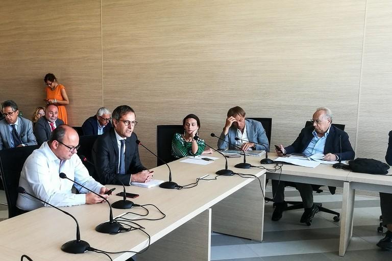 Il sindaco Angarano in audizione alla Commissione regionale sanità