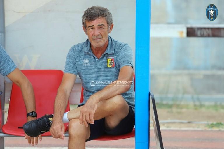 Gaetano Auteri. <span>Foto Emmanuele Mastrodonato</span>