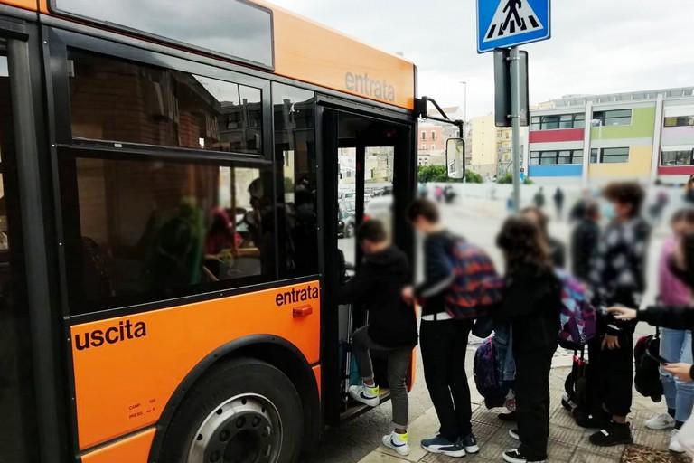 Trasporto studenti