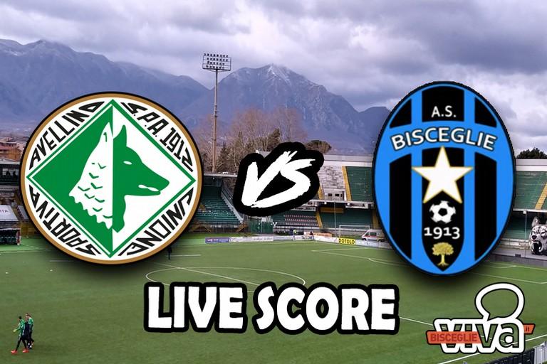 Avellino-Bisceglie, il live score. <span>Foto Cristina Scarasciullo</span>