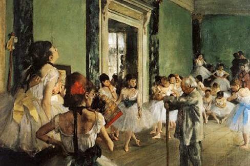 Ballerine di Degas
