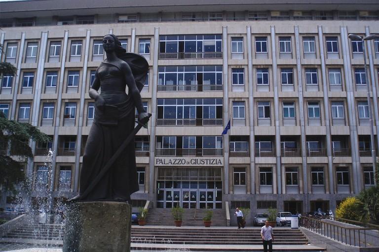 tribunale Bari