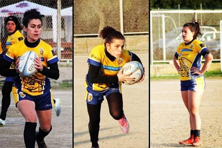 Tre atlete del Bees Rugby convocate per il triangolare con Sicilia e Campania
