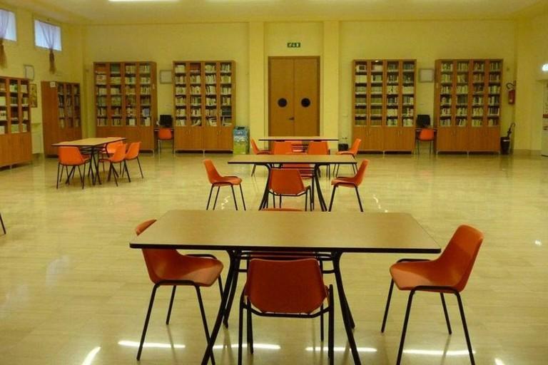 Biblioteca parrocchiale di Santa Caterina