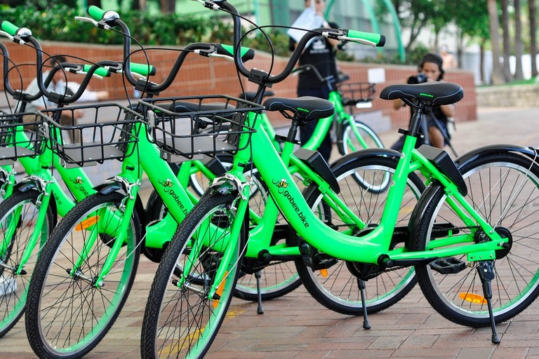 Bici per bike sharing