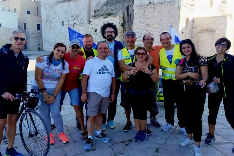 Team Biciliæ con Caparezza