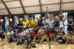 Grande successo al PalaCosmai per le finali provinciali a squadre e la fase regionale del Trofeo Coni di freccette
