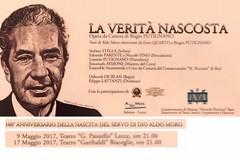La verità nascosta: al Garibaldi uno spettacolo dedicato ad Aldo Moro