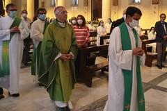 L'abbraccio di Monsignor D'Ascenzo alla comunità dell'Opera Don Uva