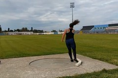 Eccezionale Anna Musci, minimo per i campionati assoluti nel peso a 16 anni