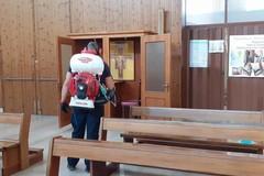 Sanificazione effettuata, mercoledì riapre la chiesa della Misericordia