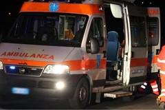 Incidente in via Sant'Andrea, ferito un centauro