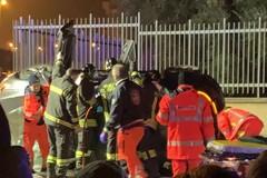 Incidente a Molfetta, in fuga gli occupanti dell'auto che si è scontrata con quella guidata dal biscegliese