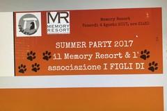 Summer party per sostenere l'associazione I figli di nessuno