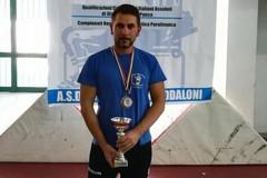 Bench press, Maurizio Caccialupi terzo a Maddaloni