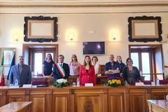 L'ambasciatrice dell'Armenia ospite a Palazzo San Domenico