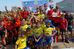 La Ludobike s'impone coi Giovanissimi anche a Sannicola