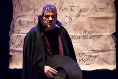 Cyrano e l'ombra del suo naso al Don Sturzo