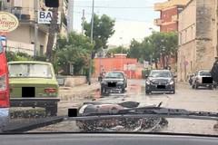 Incidente tra via Abate Bruni e via Imbriani, 40enne al pronto soccorso