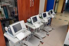 Quattro nuovi cardiotocografi per il monitoraggio fetale a Bisceglie