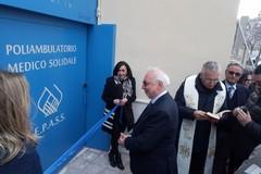 """Inaugurato ufficialmente il Poliambulatorio """"Il buon samaritano"""""""