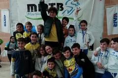 Debutto vincente per i Giovanissimi Ludobike nella prima prova del Trofeo Magna Grecia