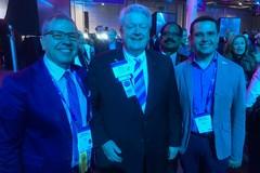 Delegazione biscegliese al Congresso Internazionale del Rotary di Amburgo