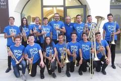 """Brass ensemble """"Il cenacolo"""" in concerto a Giovinazzo"""