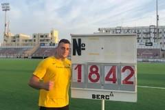 Carmelo Musci riparte col primato personale nel getto del peso